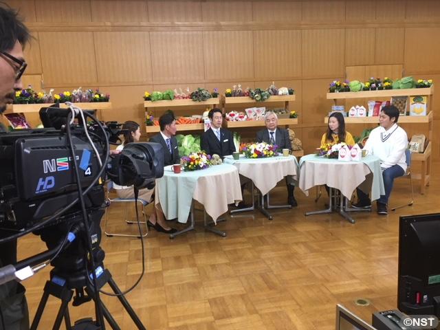 新春知事特番「新春開店!にいがたマルシェ ~農業を若い力とITで変える!~」