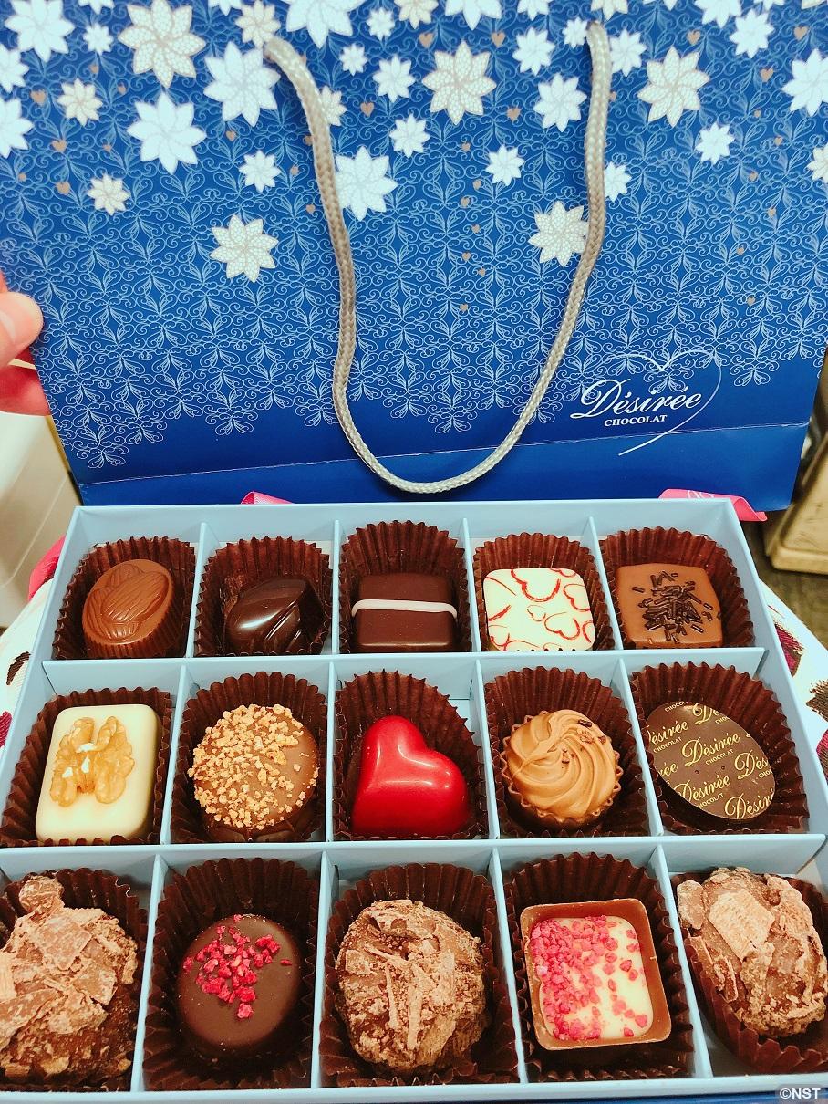 あま~いチョコの祭典♡