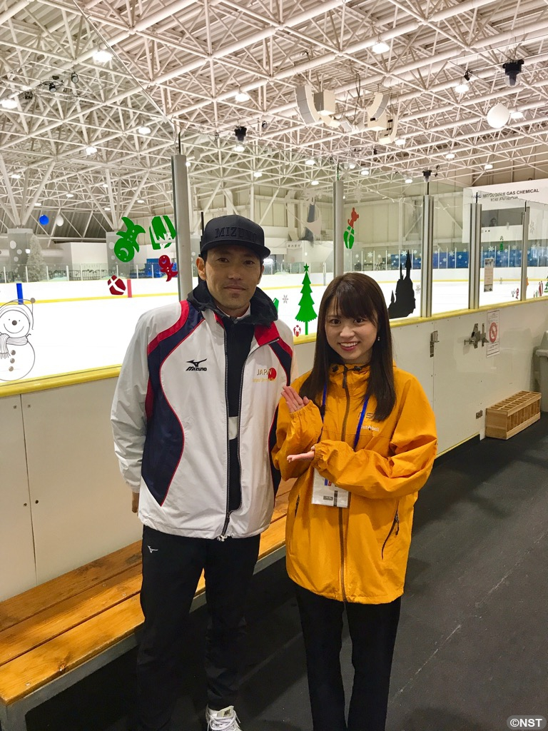 北京冬季五輪でのメダルへ期待!