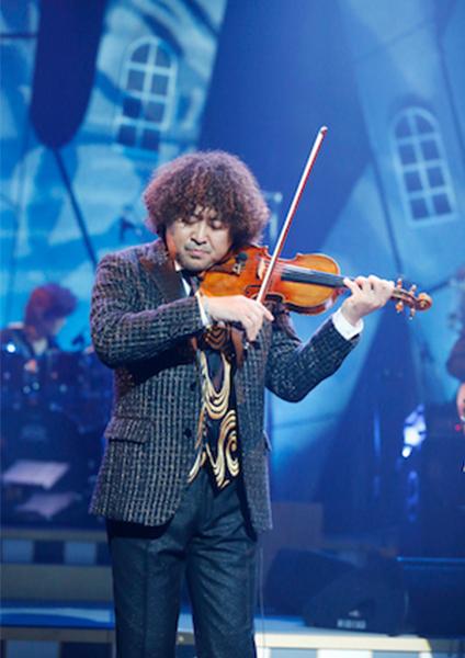 日 医 工 presents ~20th Anniversary~ 葉加瀬太郎 コンサートツアー 2016「JOY OF LIFE」supported by Iwatani