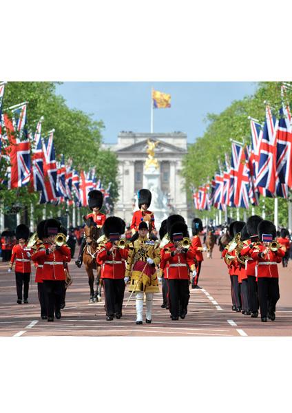フェニックス・マーチングフェスタinアオーレ 英国女王陛下の近衛軍楽隊 <コールドストリーム・ガーズ・バンド>