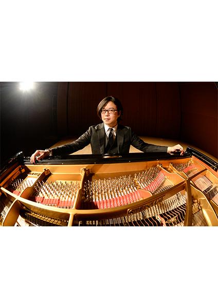 長岡市立劇場リニューアルオープン記念<br>反田恭平ピアノ・リサイタル 全国ツアー 2018-2019
