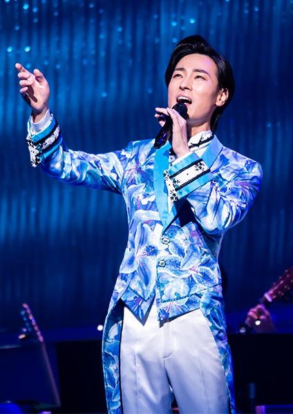 山内惠介 全国縦断コンサートツアー2019~ Japan 季節に抱かれて 歌めぐり ~