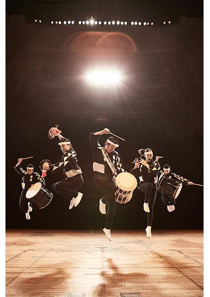 三条市体育文化会館 開館記念特別公演「 鼓童 交流公演」